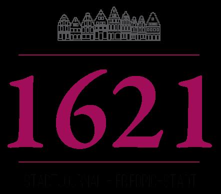 Der Titel des Stadtjournals von Friedrichstadt ist 1621