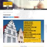 Jetzt erst recht Zukunftsstadt Friedrichstadt in der dritten Runde