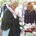 Keramik -Tage 2018 in Friedrichstadt